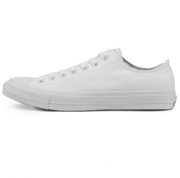 Lavt skåret hvid converce klassisk sommer sneaker