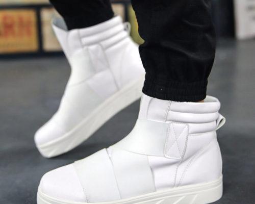 Høje sneakers til mænd