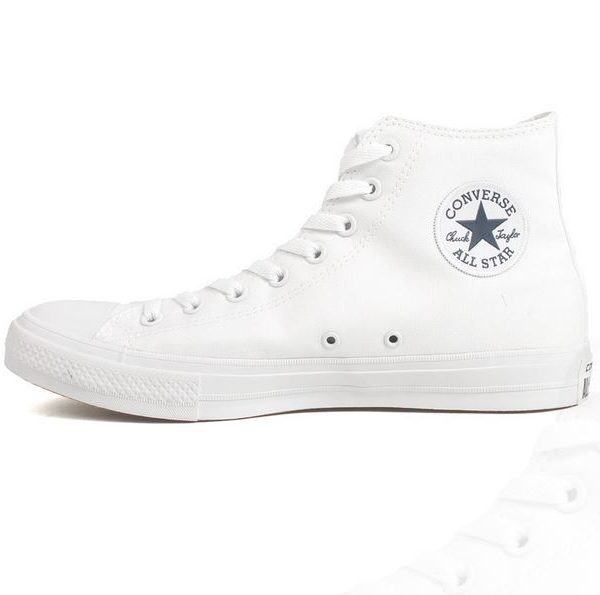 All star klassisk Concerse chuck taylor højt cut til mænd let sneaker sko