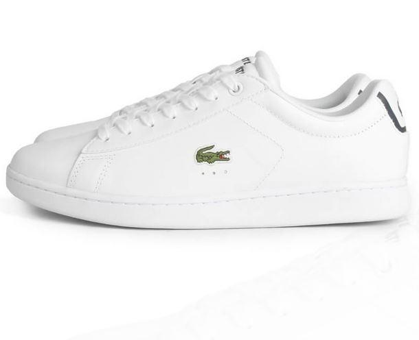 Lacoste LeatherHvide Sneakers Lacoste Sneakers Carnaby LeatherHvide Carnaby Carnaby LeatherHvide Lacoste Sneakers Lacoste PikuTOXZ