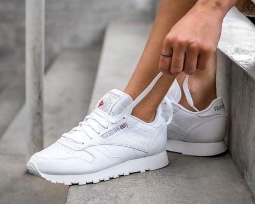 Lave sneakers til kvinder