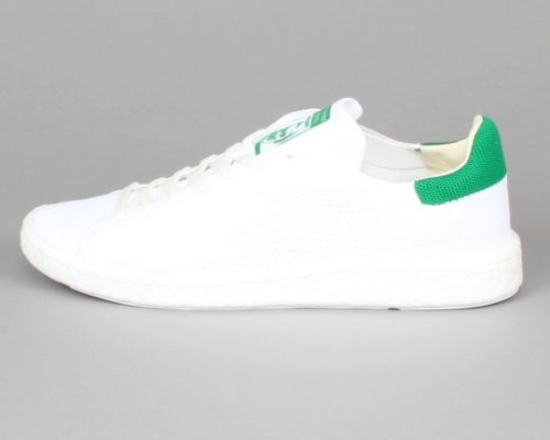 Adidas Stan Smith Primeknit Boost White 1